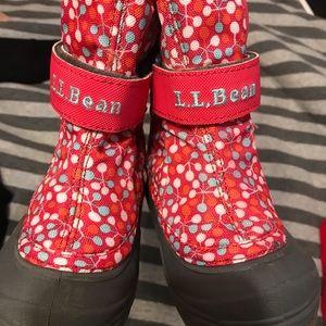 LLBean Toddler winter boots 🥾